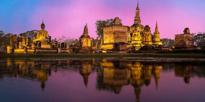 Таиланд открыл границы для туристов из Украины