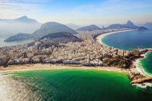 Майские! Билеты в Бразилию за 519€ туда-назад! Границы открыты!