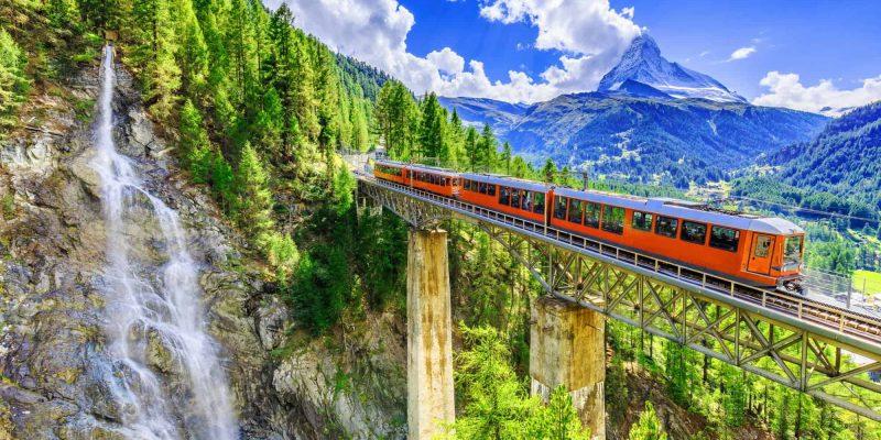 Швейцария из Киева за 79€ туда-обратно