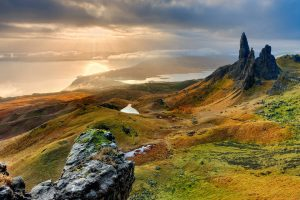 Путешествие по городам Шотландии