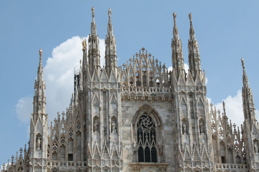 собор дуомо италия