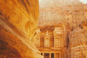 Достопримечательности Петры (Иордания)
