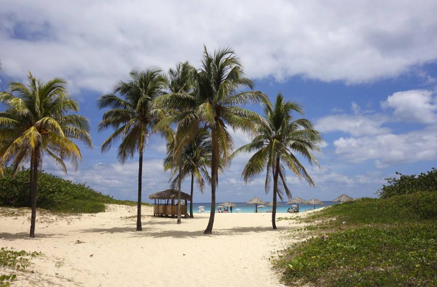 варадеро пляж куба