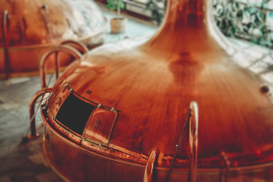 пивоварня Брюгге
