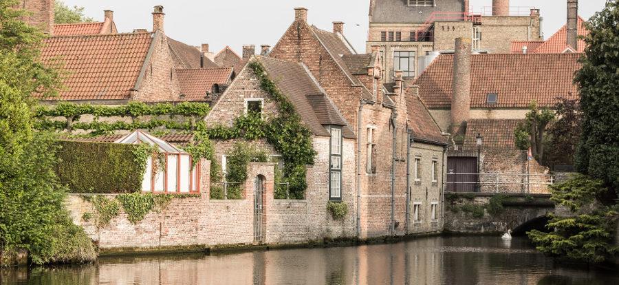 канали Брюгге