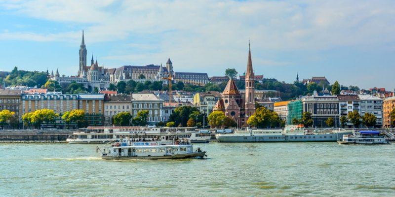 Будапешт от 9 € в сторону!