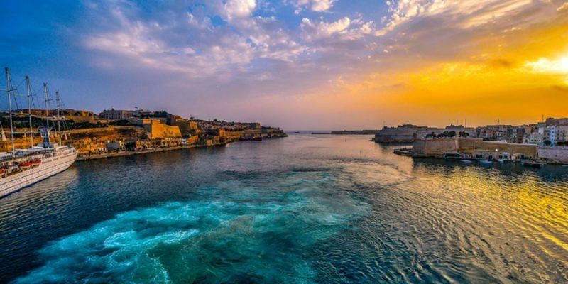 Прямые перелеты на Мальту из Киева за 86€ туда-обратно