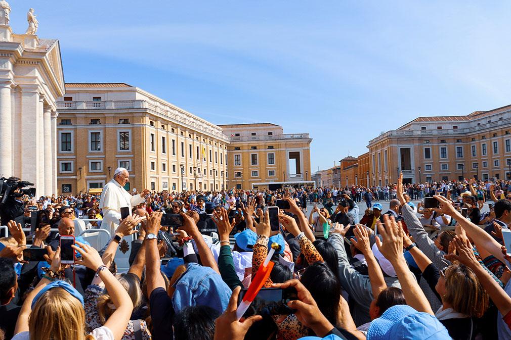 Ватикан, папа Римский