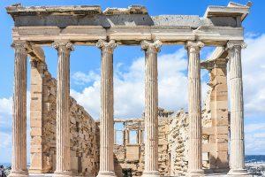 Дешевые билеты в Афины из Киева всего за 17 € в сторону!