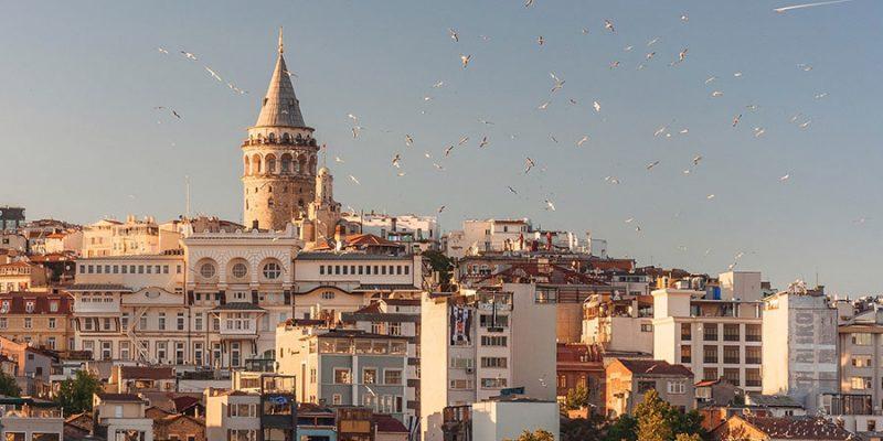 Дешевые билеты в Стамбул от 24 € в сторону!