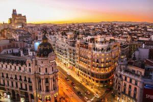 Билеты в Мадрид из Киева всего за 10 € в сторону!
