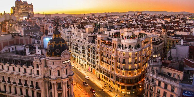 Дешевые билеты в Мадрид из Киева всего за 84 € в две стороны!