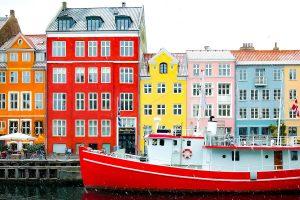 Авиа в Копенгаген из Киева или Львова от 9 € в сторон