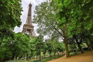 Билеты в Париж из Киева от 59 € в две стороны!