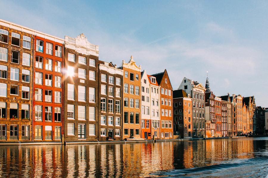 Амстердам из Киева