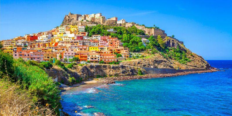 Перелеты на Сардинию из Киева за 94 € в две стороны