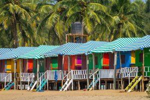 Горящие туры в Гоа  (Индия) от 400 € с человека