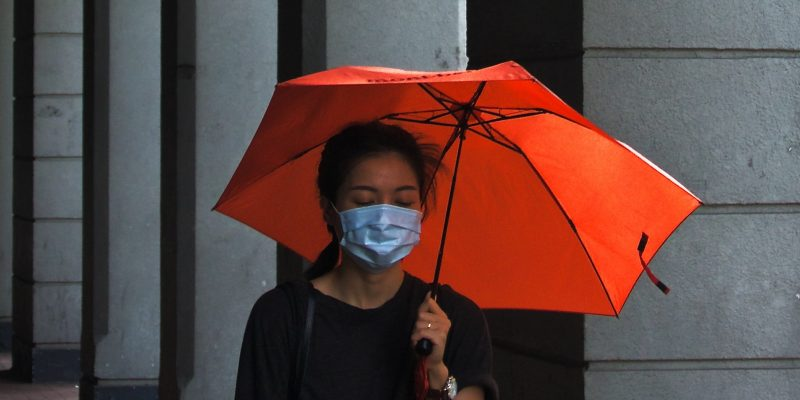 Как США эвакуировали своих граждан из Китая?