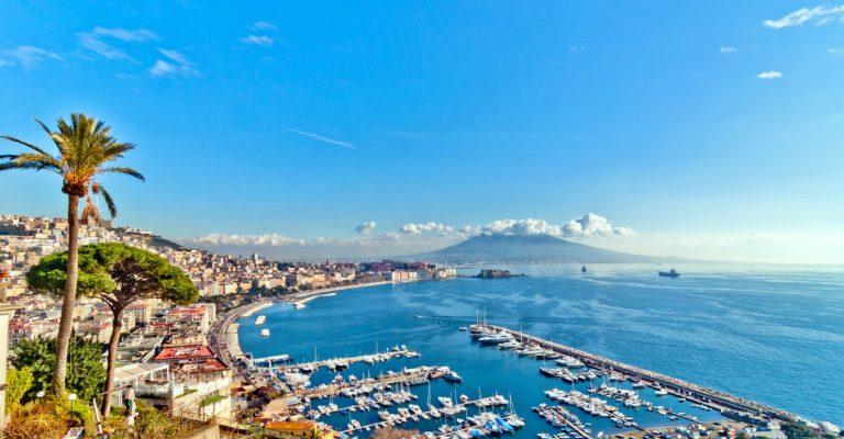 Прямые перелеты в Неаполь из Киева от 9 € в сторону!