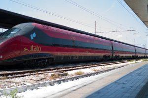 Промокод -60% для поездов по Италии