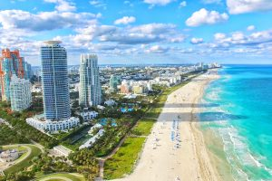 Перелеты в Майами за 498€! Гибкие билеты и нет обязательных тестов!