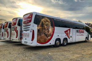 Автобусы по Польше от 1 злотого!