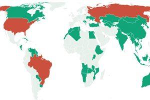 СМИ опубликовали черновик списка стран для которых откроют границы ЕС