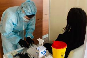 Аэропорты Борисполь и Львов открыли лаборатории для ПЦР тестирования